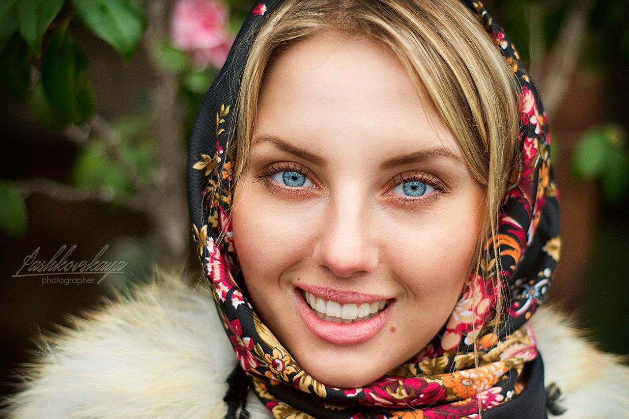 Фотографий русских женщин
