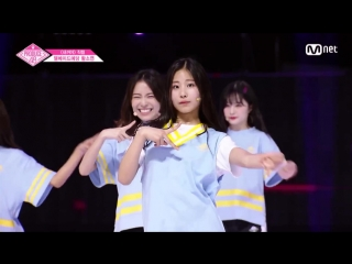 180629 PRODUCE48 — PICK ME @ EP.3 (Hwang Soyeon FOCUSED CAMERA)