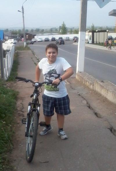 Егор Моисеенко, 6 мая , Нижнекамск, id110284162