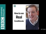 BBC English In A Minute 0023 EIAM: How to use real conditionals