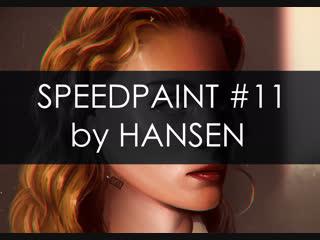 SPEEDPAINT #11 by HANSEN