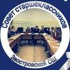 Совет Старшеклассников МБОУ «Заостровской СШ»