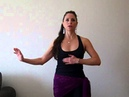 Belly Dance Exercise Drill: Lower Body Isolation