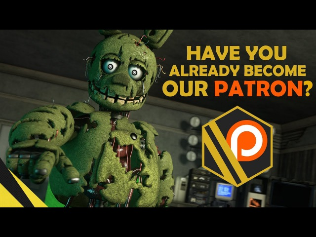 [SFM] Springtrap has something to tell you! | FNAF Animation