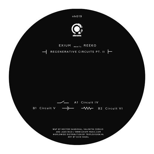 Reeko альбом Regenerative Circuits Part II