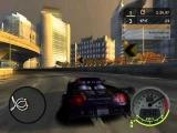NFS Most Wanted_On-line (LAN) - Perimetr Goroda (Porsche Carrera GT vs Chevrolet Corvette C6 vs Mitsubishi Lancer Evolution 8)