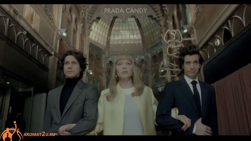 Prada Candy L`eau Прада Кенди Леу - отзывы о духах