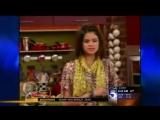 KTLA Selena Gomez Dishes on Teen Choice Award and Wizards of Waverly Place