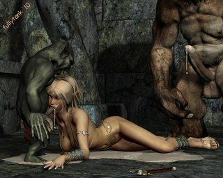 Секс с чудовищами фотки фото 721-748