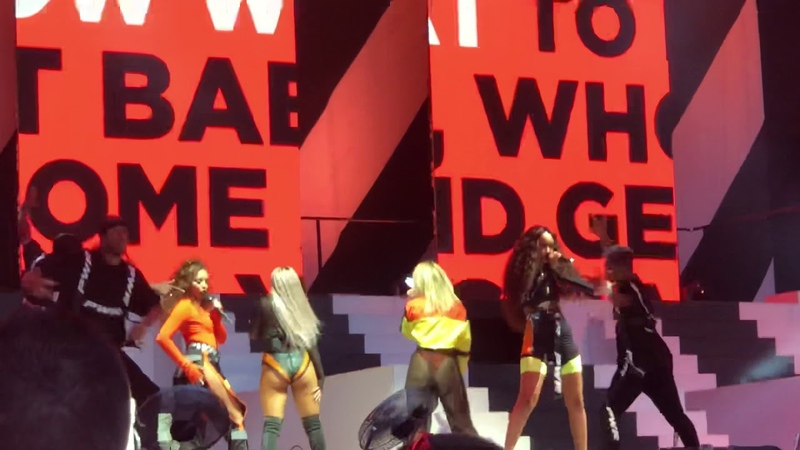 Little Mix - Move - 7th July 2018 - Swansea - The Summer Hits Tour 2018