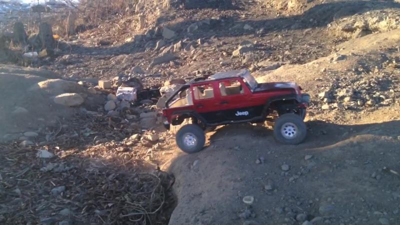 Rc Jeep Rubicon