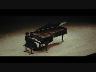 830 J. S. Bach - Partita n. 6 in E minor, BWV 830 [German Suite No.6] - Nicolas Namoradze
