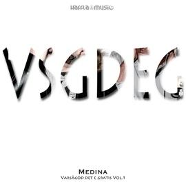 Medina альбом Varsågod de e gratis Vol.1