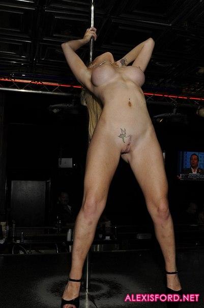 Allison Wyte in Maximum Ass