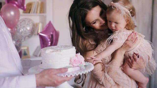 Ann's First Cake