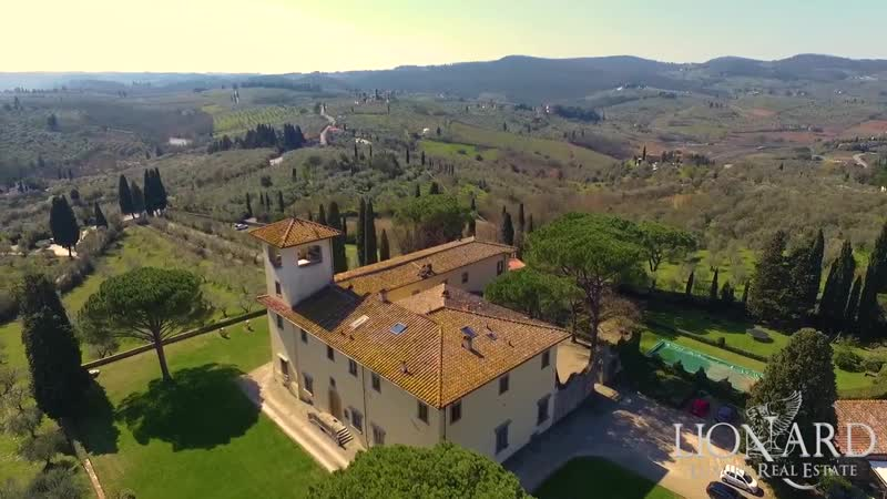 Exclusive Castle in Florence, Tuscany, Italy