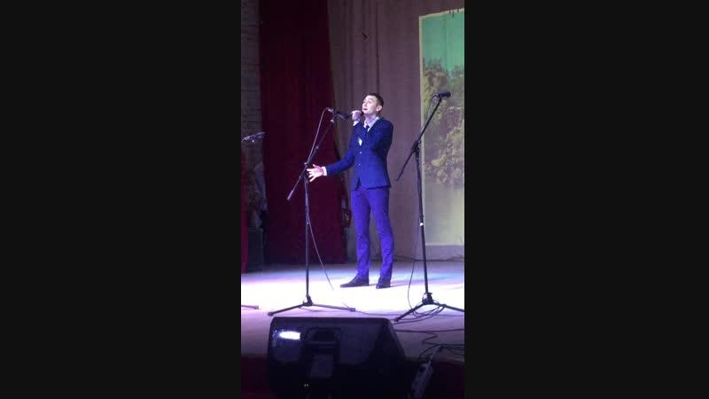Сергей Верейкин Родина Областной этап конкурса Обильный край благословенный