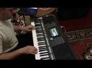 Синтезатор Yamaha Psr S970 Андрей Державин-Чужая свадьба