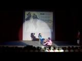 15. JoJo's Bizarre Adventure. Part 8: Jojolion - Lena Che и Aoi Arakawa, Пенза. Парное дефиле. NIJI-2018 30.06.2018