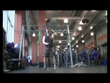 Alex Ch. FST _ The first attempts to workout with MACE