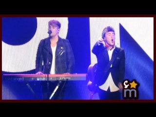 Rixton - Me & My Broken Heart Live at KIIS FM Jingle Ball 2014
