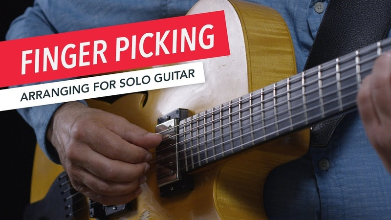 Arranging for Solo Guitar: Finger Picking | Fingerstyle | Fingerpicking Exercises | Berklee Online