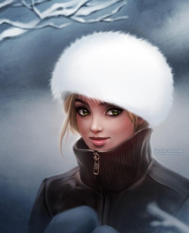 Аня Костенко | Славянск