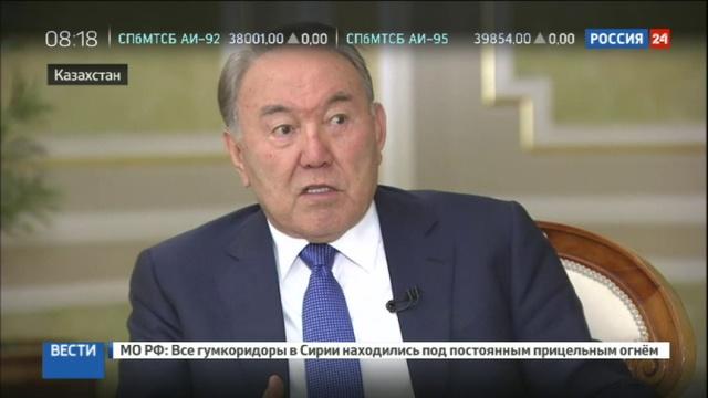 Новости на Россия 24 • День Евразийской интеграции: новый праздник может появиться в Казахстане