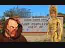 Halloween at Camp Pendleton. Хэллоуин на военной базе Camp Pendleton.
