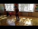 Выступление Ангелины Лопух - Дельфины