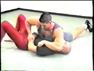 Ken Shamrock submission fighting 2 mma