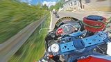 Real Road Racing POV On A Fast R6 Czech Tourist Trophy FULL RACE