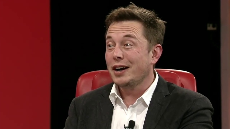 Elon Musk 'I'm Ready To Compete Against The Apple Car'