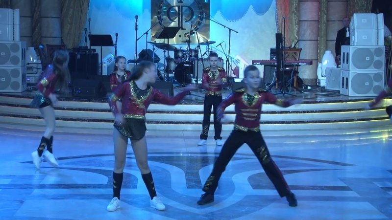 BABAYAN.M. PRESENTS - Show Shosh Wellbeing AA - ( Children formation - Poland )