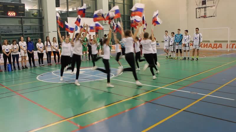 Награждение МФ в ШК 2001\2002 г.р.(Мончегорск 13.12.2018)