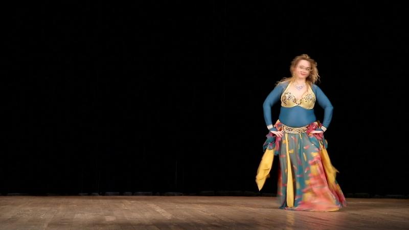 ШВТ ЗЕЙНАБ Oriental Fantasy Show 21.04.2018.Синьоры1.Соло.Табла.Начинающие.Протасова Ольга.