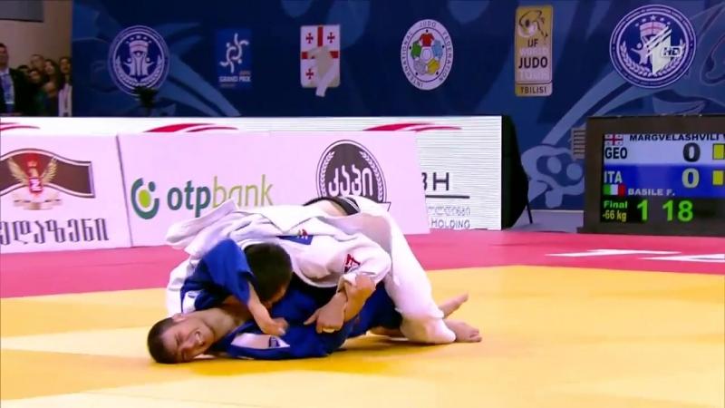 Tbilisi Grand Prix 2016 ვაჟა მარგველაშვილის ვაზარით მოპოვებული ოქროს მედალი, იტალიელ ფაბიო ბასილესთან, დაჯილდოვება!