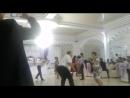 Танцы на свадьбе.