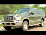 Ford Excursion Limited 19992004