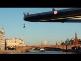 Танец под парящим мостом. Москва l Зарядье l 2018