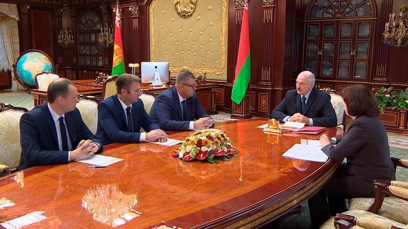 Согласовано назначение нового руководства Пинского Лепельского и Браславского райисполкомов