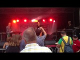 Kate Ryan - Babacar (LIVE - Palm Parkies - Kapellen)