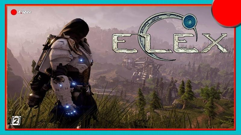 Трудный путь в город – ELEX [2]
