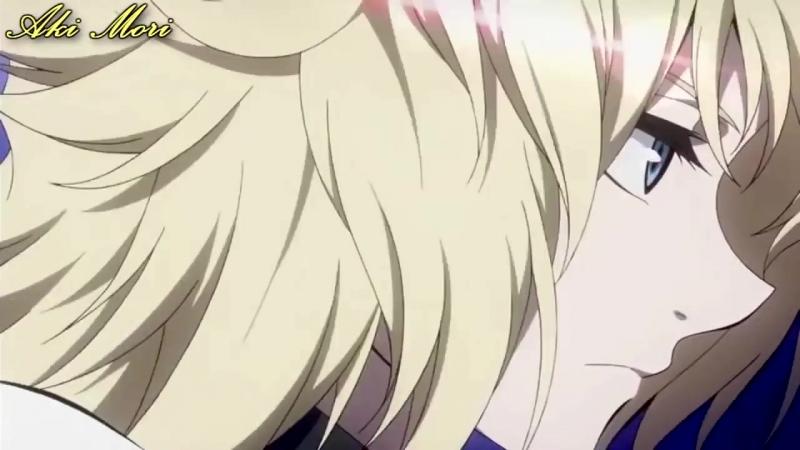 Owari no Seraph _ Мика и Крул - Блондин с голубыми глазами
