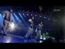 Hug - DBSK (the performance of their first inkigayo mutizen win) 20040328