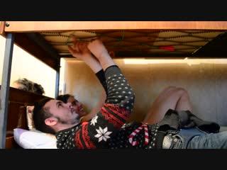 Диско-Бати в кровати
