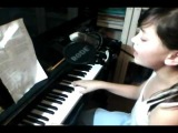 Wherever You Will Go - The Calling Charlene Soraia piano cover - Jasmine Thompson (Age 10)