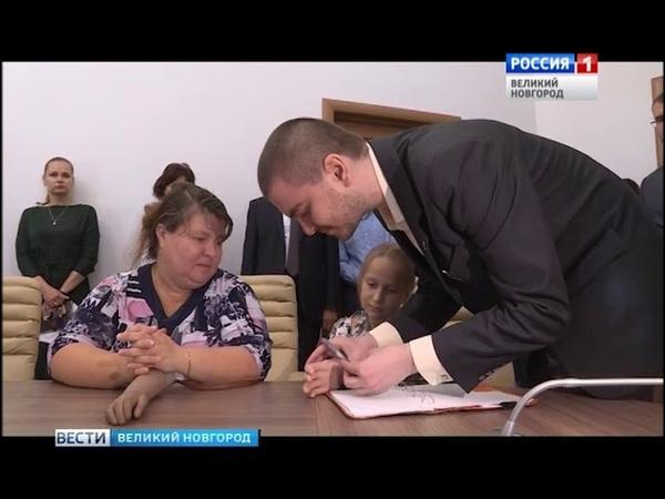ГТРК СЛАВИЯ Передача бионического протеза Маше Гайдуковой 21 08 18