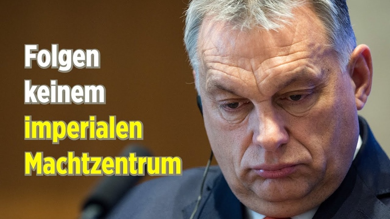 """Orban beim V4-Treffen: """"Wollen keinen Anweisungen eines imperialen Machtzentrums folgen"""""""