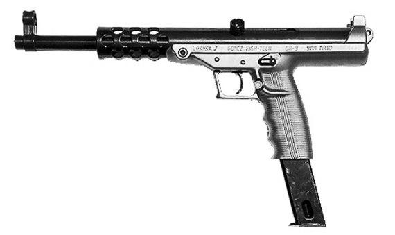 Затворной задержки пистолет не